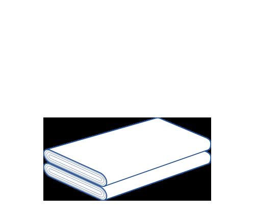 Pacco di carta economica da 20 kg